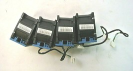 LOT OF 4 HP 447132-001 454350-001 SYSTEM FAN FOR DL180/G5 DL185/G5 SERVERS - $17.09