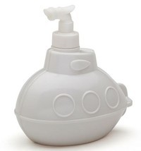Bath SOAP Container Design Submarine Kitchen Dispenser Gifts stend SOAPM... - £14.79 GBP