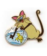 Disney Villain CAT Lady & Tramp Auction LE  Pin/Pins - $65.99