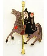 Disney Villain Snow White Hag Carousel Auction Pin/Pins - $91.90