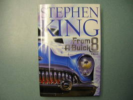 From a Buick 8 - Stephen King - 1st Edition - $8.00