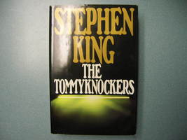 The Tommyknockers - Stephen King - $8.00