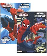 Spiderman Jumbo Coloring and Activity Book - $1.99