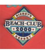 Disney's Disney's Beach Club Resort - 2000  WDW pin/pins - $20.12