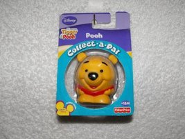 Fisher Price My Friends Tigger & Pooh Collect A Pal Pooh Figure - $6.98