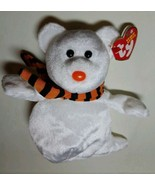 Ty Beanie Baby Quivers Halloween Bean Plush New 2001 - $2.96