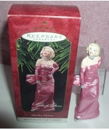 Marilyn Monroe Hallmark Keepsake Patricia Andrews 1997 ornament - $21.18