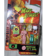 Mars Attacks Martian Spy Girl Action Figure - $58.04