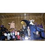 Nightmare Before Christmas Jack, Sally, Mayor, Zero - $177.47