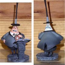 Nightmare Before Christmas  Mayor Bobble Head Ornament Halloween - $24.18
