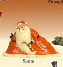 Nightmare Before Christmas Santa Claws Miniature Figurine - $19.07