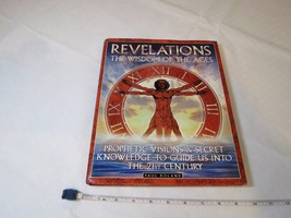 Revelations hard cover book The Wisdom of the Ages end times Prophetic v... - $19.00