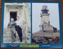 Walt Disney  Productions Pete's Dragon 1997 Helen Reddy  Lobby  Card - $12.59