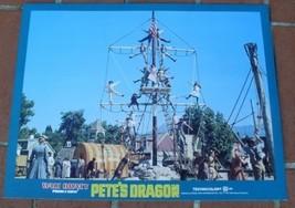 Walt Disney  Productions Pete's Dragon 1997 Lobby  Card - $12.59