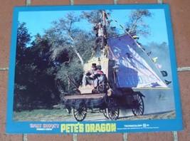 Walt Disney  Productions Pete's Dragon Jim Dale 1997  Lobby  Card - $12.59