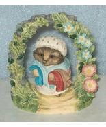 THE WORLD OF BEATRIX  POTTER MRS. TIGGY-WINKLE FW & CO 512656 FIGURINE - $7.50
