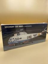 Lindberg Sikorsky Sea King US Navy Helicopter 1/72 Scale Model Kit Vinta... - $22.28