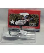 1998 Hallmark Ornament Star Trek U.S.S. Enterprise NCC 1701 E  - $14.36