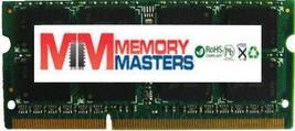 MemoryMasters 4GB Memory for Toshiba Satellite Pro C660-1HK DDR3 PC3-8500 RAM Up - $46.38