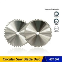 Wood Cutting Blade Circular Saw Blade TCT Carbide Tipped Cutting Disc 30... - $66.97