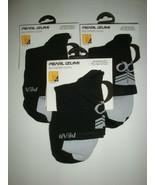 New Pearl Izumi Men's Multi-Sport Socks Elite Sock Black Size Medium (M)... - $29.69