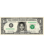 SHAREEF ABDUR-RAHIM on a REAL Dollar Bill Cash Money Collectible Memorab... - $8.88