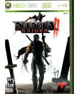 Ninja Gaiden II  (Xbox 360) - $8.90