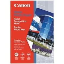 "Canon 7981A014AA Matte Photo Paper (4"" x 6""; 120 pk) - $31.91"