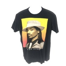 American Rag Snoop Dog T-Shirt Black L - $14.84