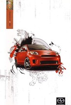 2008 Scion xD lg parts accessories brochure catalog ist - $6.00