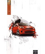 2008 Scion xD lg parts accessories brochure catalog ist - $6.00