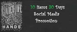 Social Media Promotion 30 Day Twitter Plus Media Package - $14.00