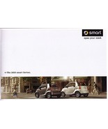 2009 Smart FORTWO dlx US sales brochure catalog 09 Swatch pure passion - $8.00
