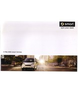 2008 Smart FORTWO dlx US sales brochure catalog 08 Swatch pure passion - $8.00