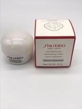 NIB Shiseido Essential Energy Moisturizing Cream .35 oz Travel Mini - $6.88