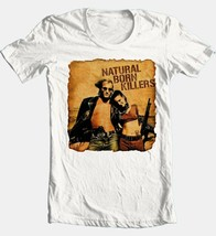Natural Born Killers T shirt retro 90's movie 100% cotton graphic tee Dusk Dawn image 2