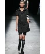 Y-3 Yohji Yamamoto Adidas Large L Spring 2013 Double Breasted Dress Coat... - $247.49