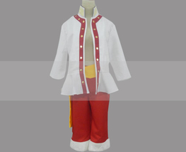 One piece whole cake island arc luffy cosplay costume for sale thumb200