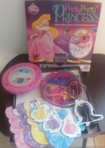 Disney Sleeping Beauty Pretty Pretty Princess 98% Complete Kids Dress Up... - $24.70