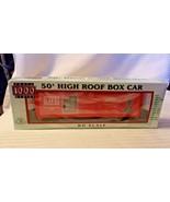 HO Scale Proto 1000 50' High Roof Box Car, Life Magazine 1930s BNOS Ltd.... - $14.85