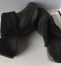 Fur Faux Shoe Italian Black Mule Womens 9M Clarige West Nine Size ZCqAYY