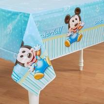 Hallmark Mickey'S 1St Birthday Table Cover - $16.63 CAD