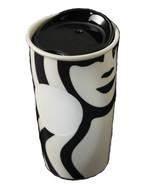 Starbucks 2015 Super Graphic Siren Traveler Ceramic Coffee Mug 12 oz - $59.40
