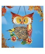 Hanging Owl Birdfeeder (col) - $79.19