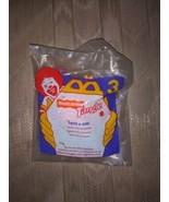 Mcdonalds Happy Meal Nickelodeon Tangle Twist-A-Zoid Figurine W Attachme... - $4.94