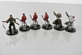 Pathfinder Master Gales Cultist Deskari Skinsaw WizKids Paizo RPG D&D Lo... - $19.34