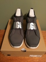 UGG Women's NEUTRA Fashion chunky Sneaker Charcoal grey Size 9 New  - $83.79