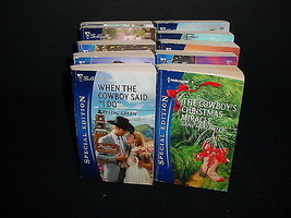 Lot of 10 Romance Silhouette Special Edition Paperback Books Pb Novels - $16.75