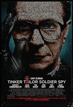 "TINKER, TAILOR, SOLDIER, SPY- 27""x40"" D/S Original Movie Poster One Shee... - $19.59"