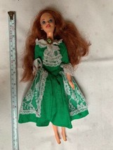 Barbie (No Package) IRISH Doll with Leg Defects (see Pics), Stamped 1966... - $23.17